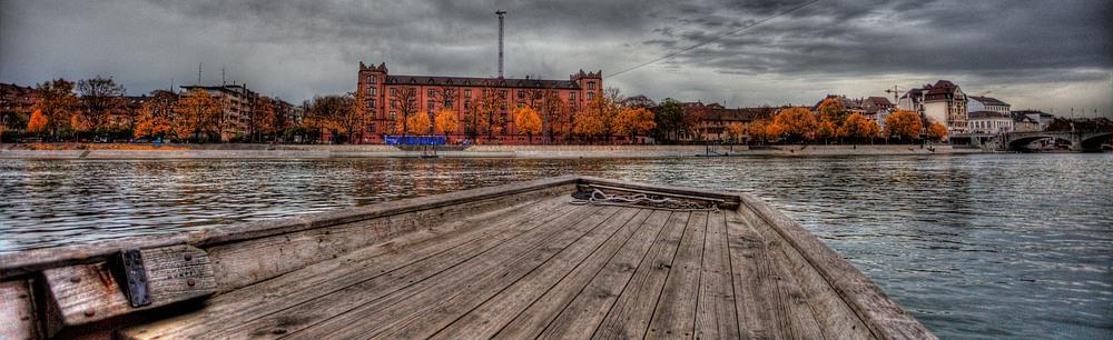 Basel HDR Bilder/ Fotos mit 1-5 Bilder gemacht